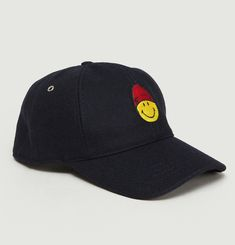 Casquette Patch Smiley