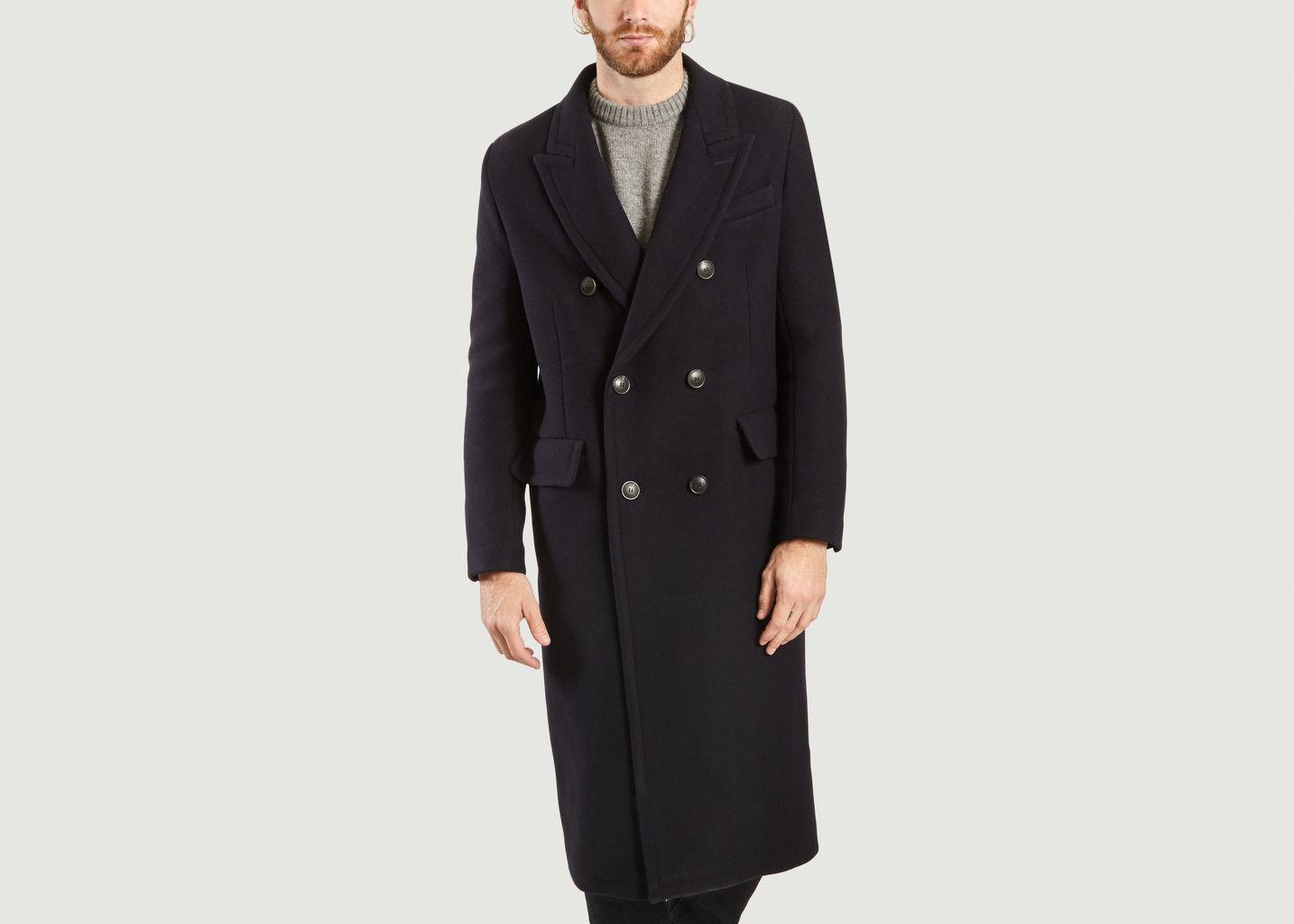 bottines manteau lon homme