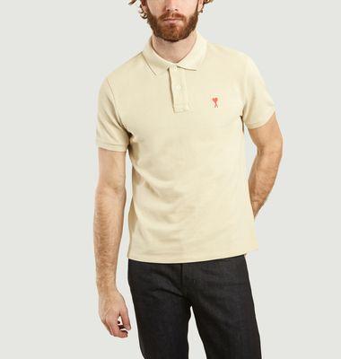 Polo Jersey Coton Ami de Coeur