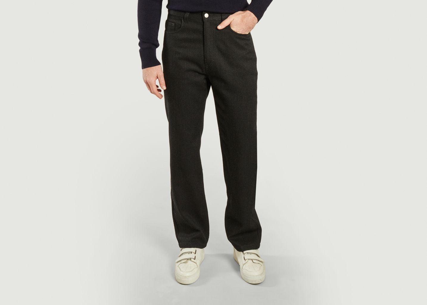 Pantalon Carotte - AMI Paris