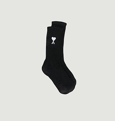 Heart Friend Socks