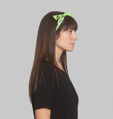 Headband Feuilles