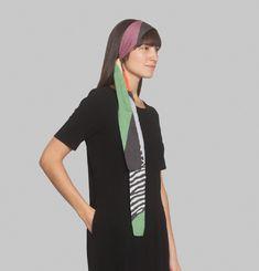 Zebranciel Headband