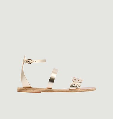 Dysi leather sandals