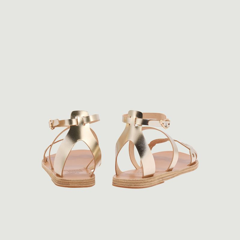 Sandales en cuir Dysi - Ancient Greek Sandals