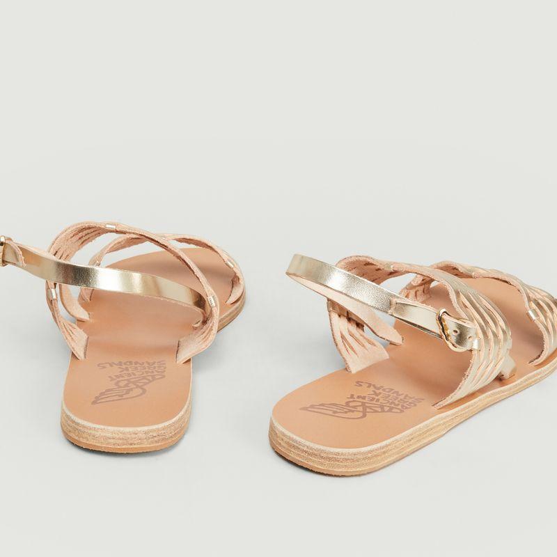 Sandales Dinami Woven - Ancient Greek Sandals