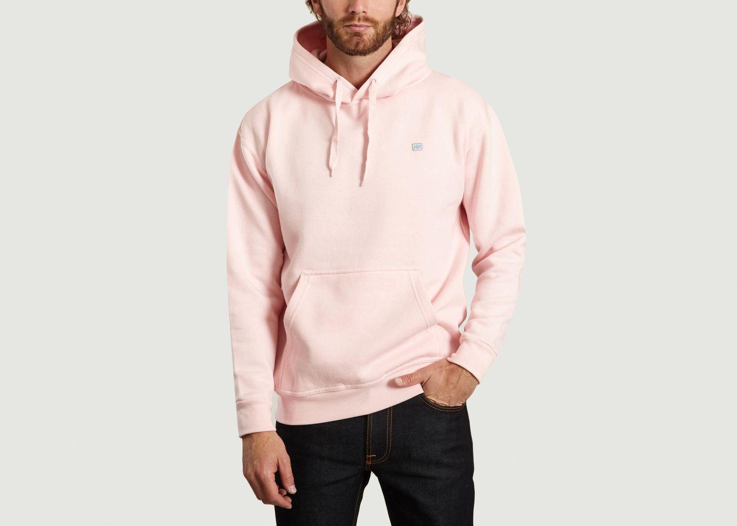 Hoodie Corp Pink - Andrea Crews