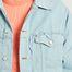 matière Veste Jean Andrea Crews x New Man - Andrea Crews