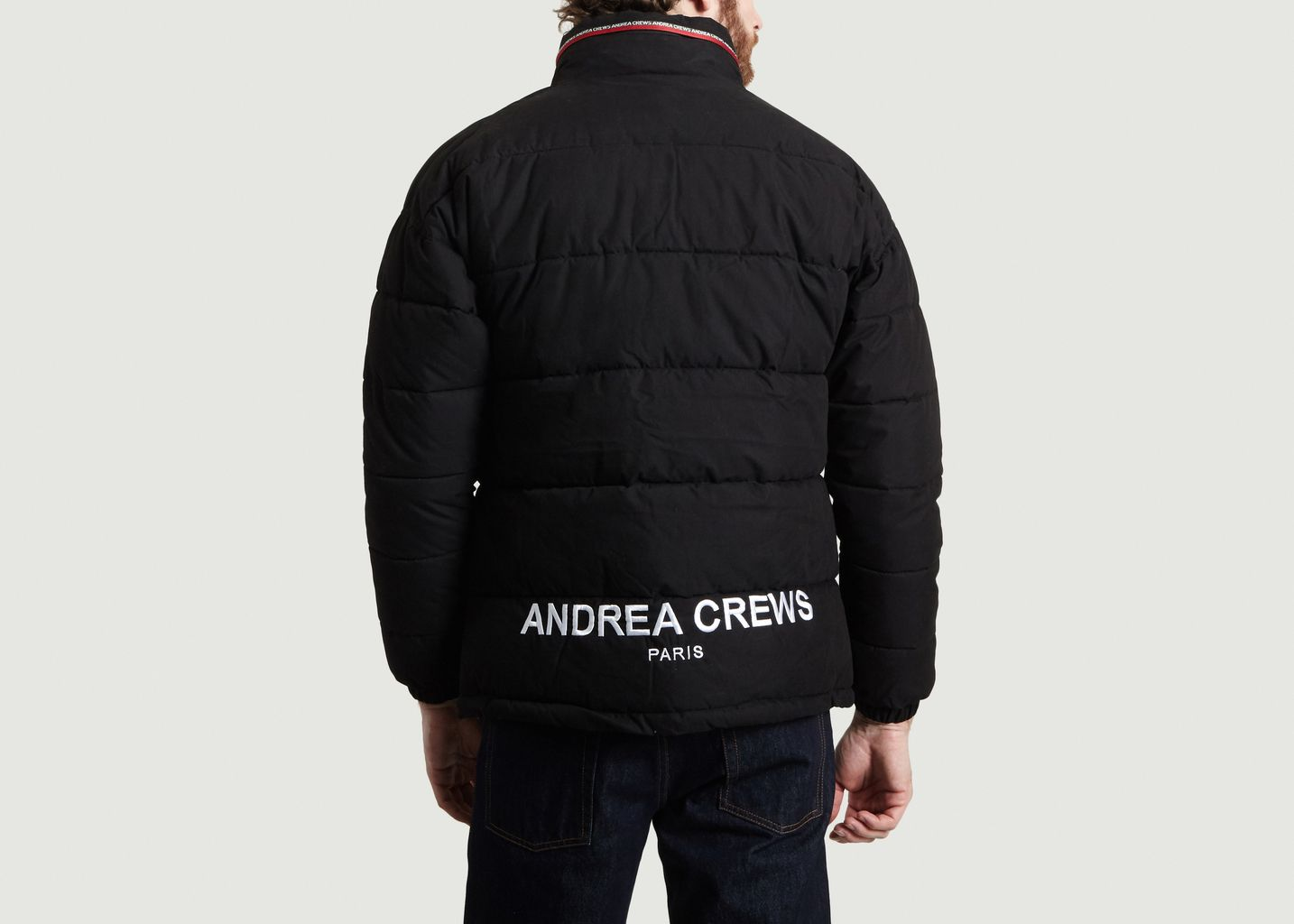 Doudoune Nebraska Andrea Crews x Schott Nebraska - Andrea Crews