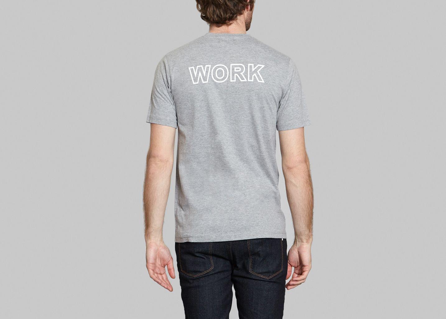 Tee-Shirt Work  - Andrea Crews