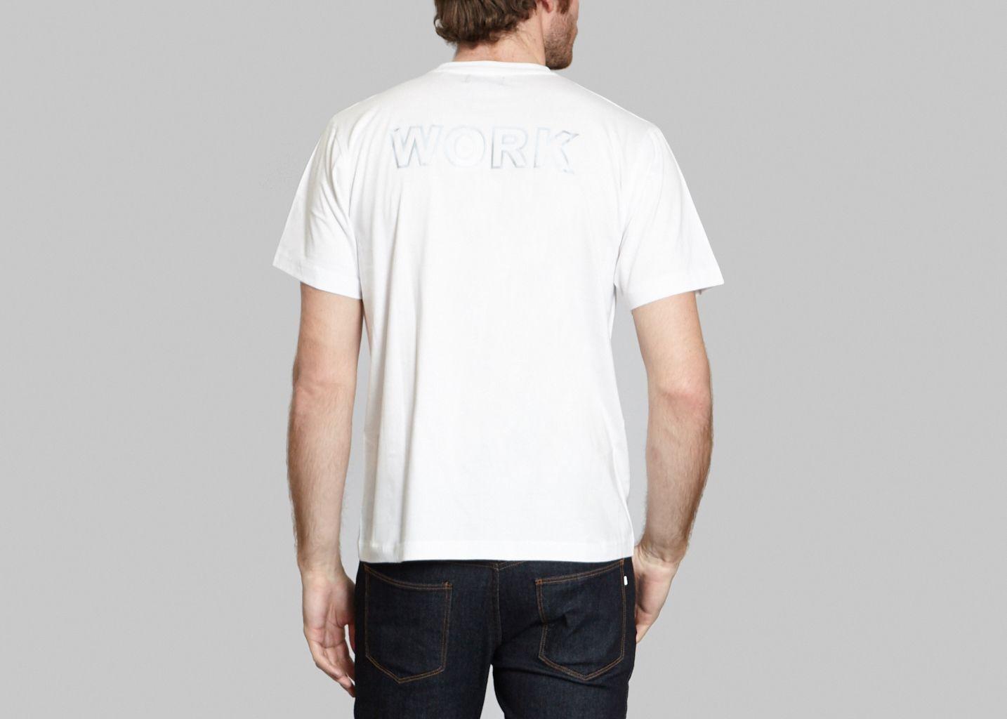 Work T-shirt - Andrea Crews