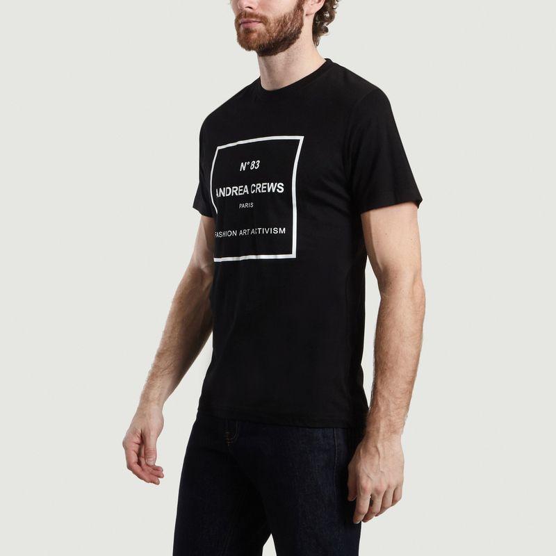 T-Shirt N°83 - Andrea Crews
