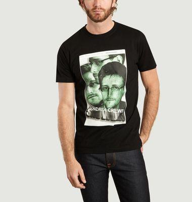 T-shirt Snowden
