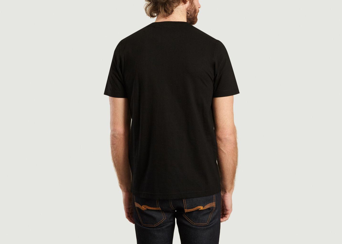 T-shirt Snowden - Andrea Crews