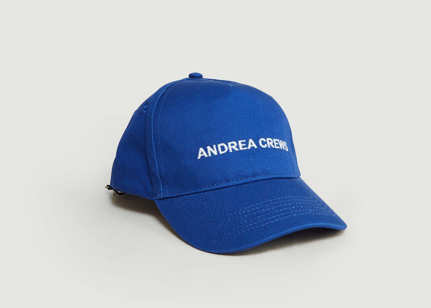 Signature Cap - Andrea Crews