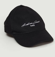 Casquette Andrea Crews Paris Signature