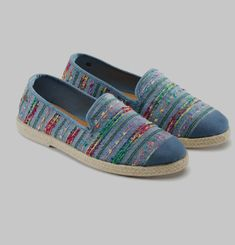Manly Slip Ons