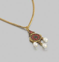 Bajazet Necklace