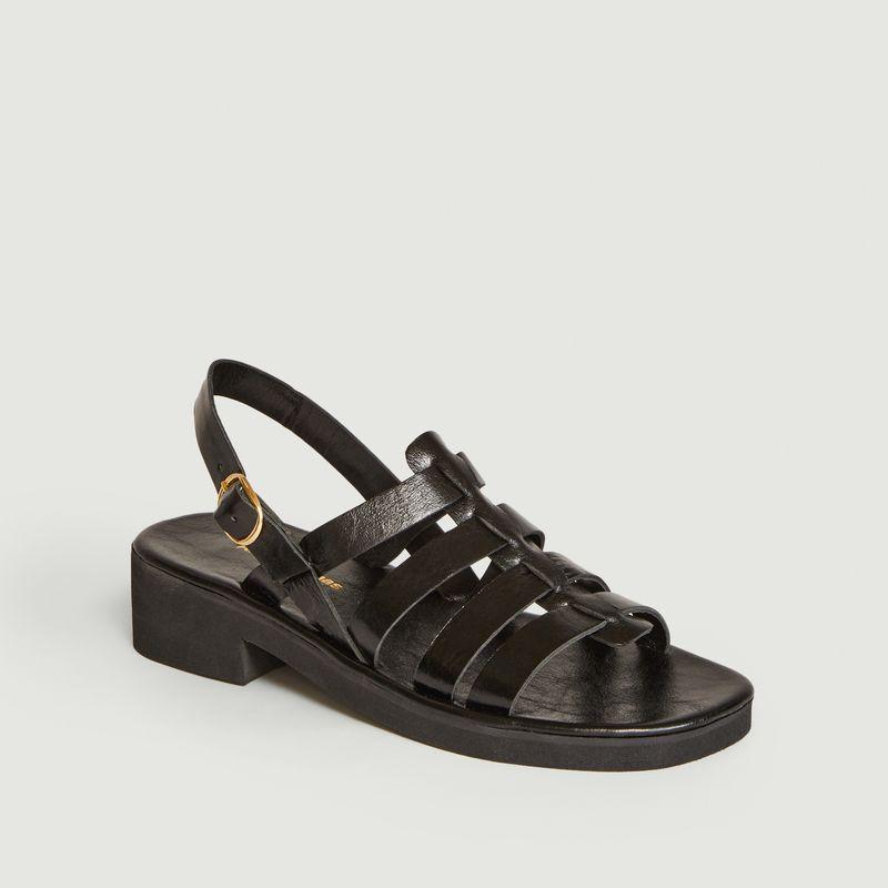 Sandales Jérusalem - Anne Thomas Chaussures