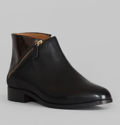 Bottines Boston