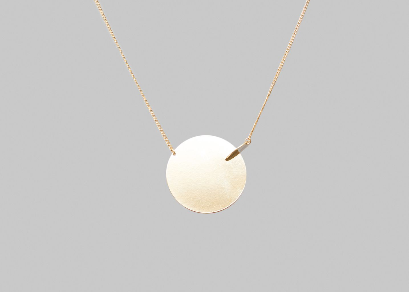 Collier Assembly Rond 3D - Anne Thomas Bijoux
