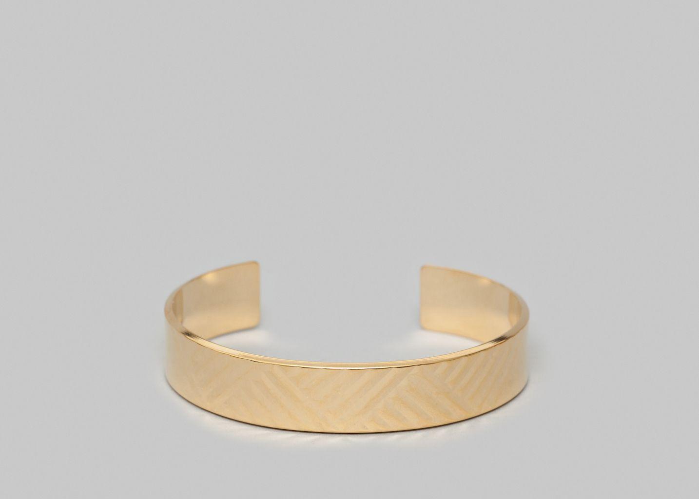 Bracelet Jonc Olympe - Anne Thomas Bijoux