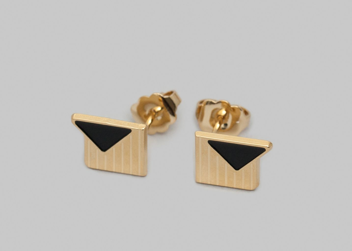 Marcus Earrings - Anne Thomas Bijoux