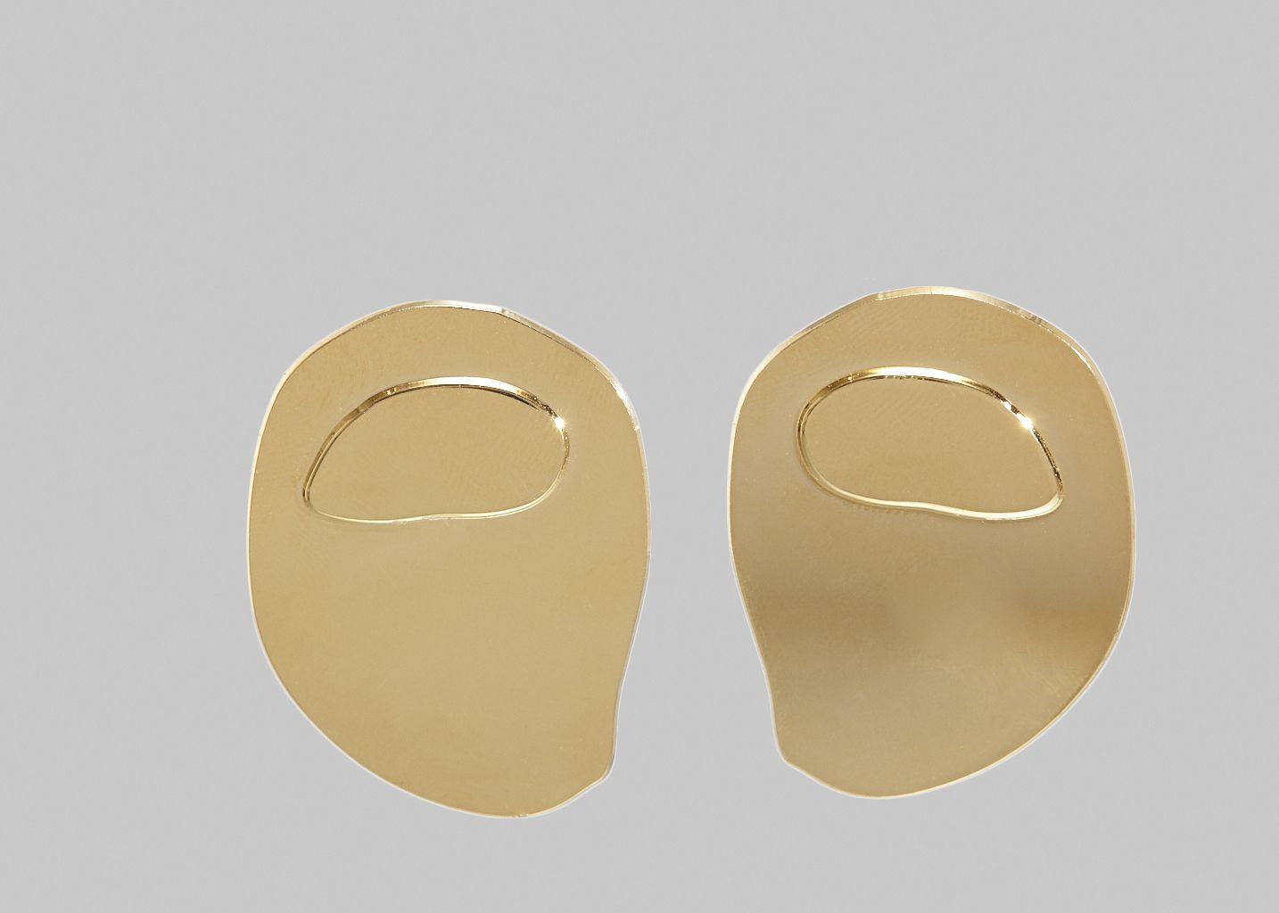 Boucles d'Oreilles Cambridge - Anne Thomas Bijoux