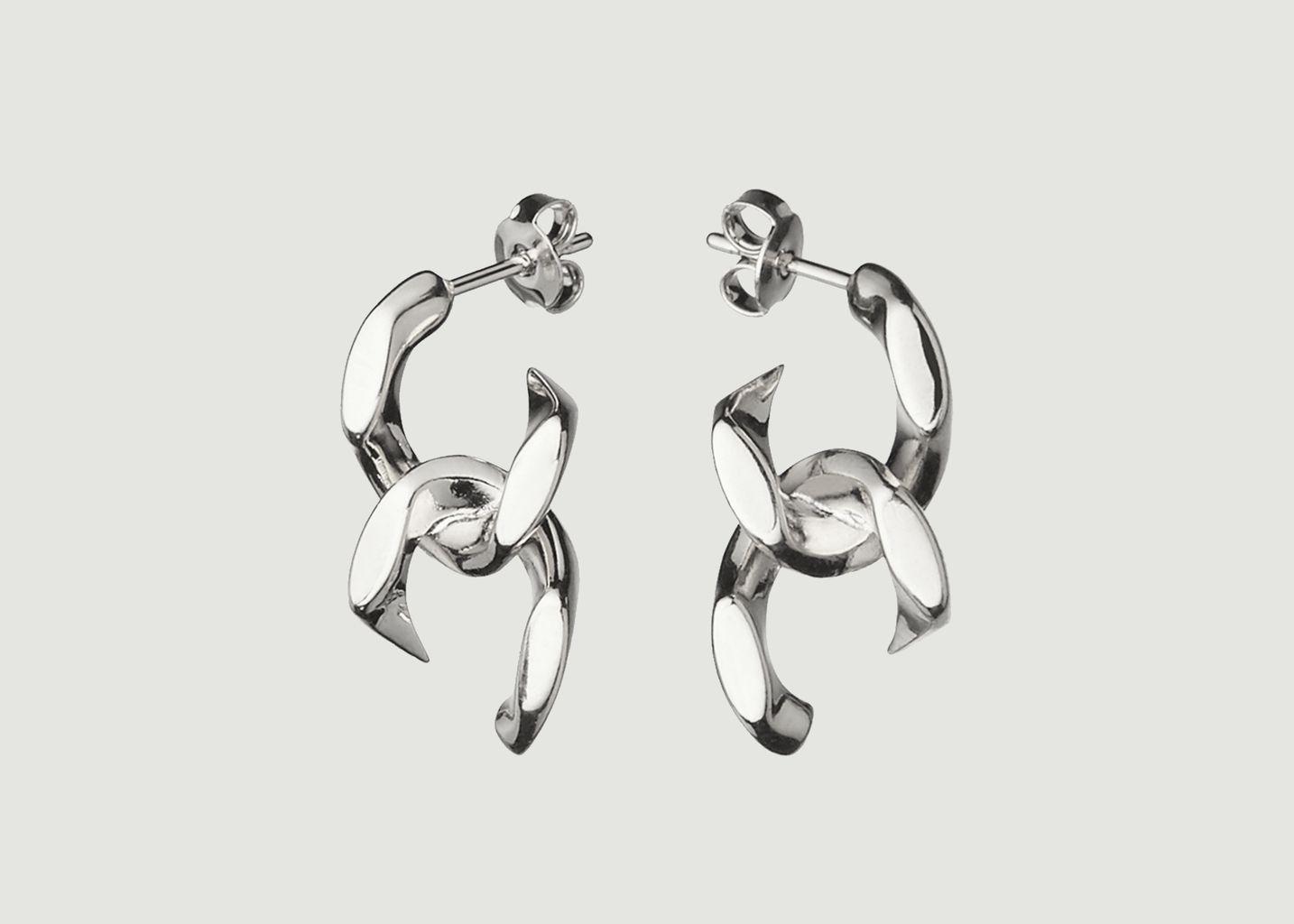 Boucles d'Oreilles Tiny Déchainée - Annelise Michelson