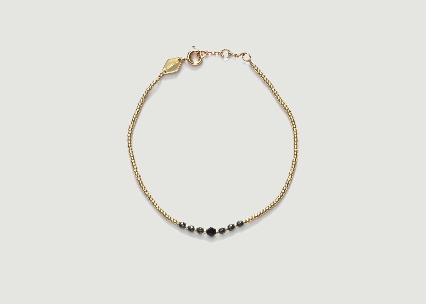 Bracelet Bead & Gem en perles  - Anni Lu