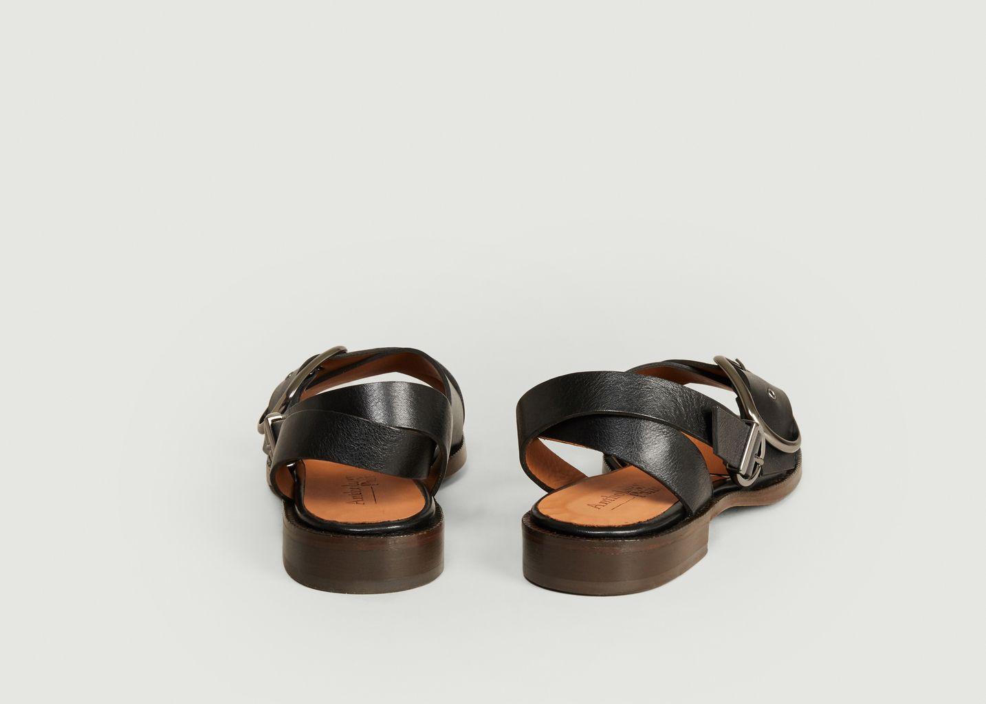 Sandales en cuir Renata - Anthology Paris