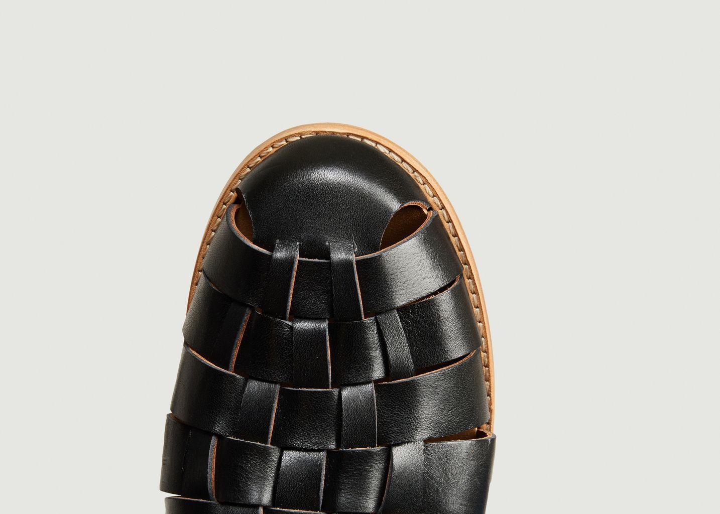 Sandales en cuir Baiko - Anthology Paris
