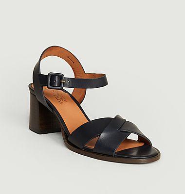 Sandales en cuir Denver