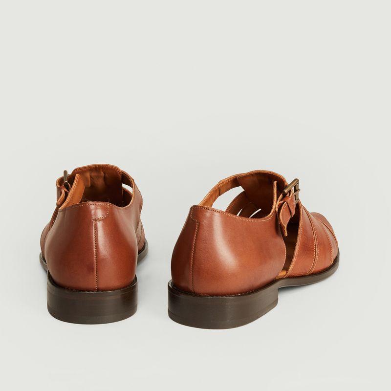 Sandales en cuir Patras - Anthology Paris