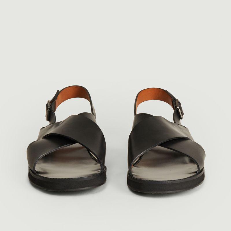 Sandales en cuir Birmanie - Anthology Paris