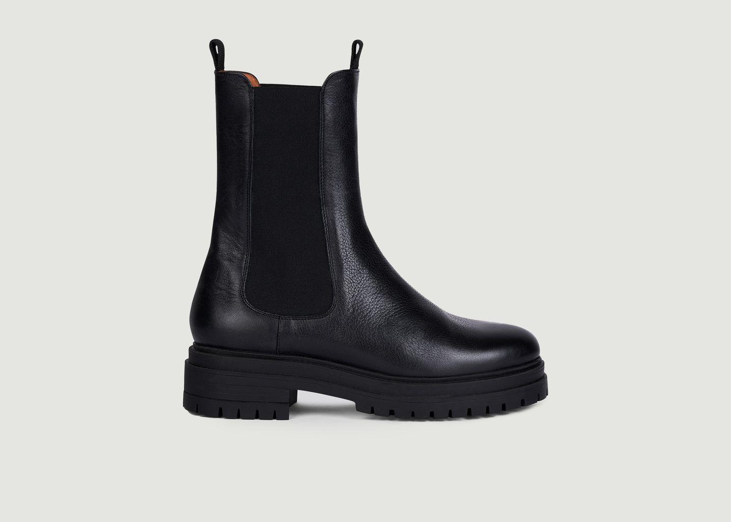 Boots 7498 plateforme - Anthology Paris