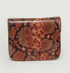 Prague Python Handbag