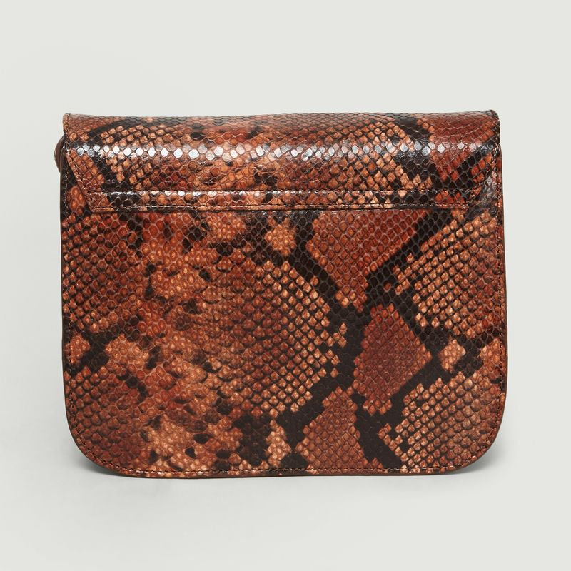 Sac Prague Façon Python - Anthology Paris
