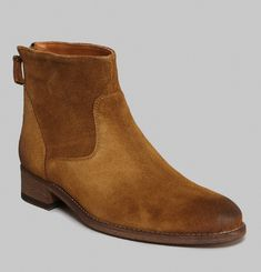 Bottines La Daim