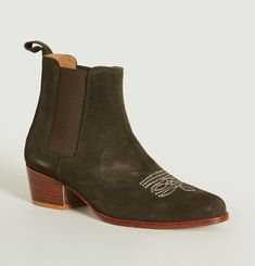 Tampa Western Boots