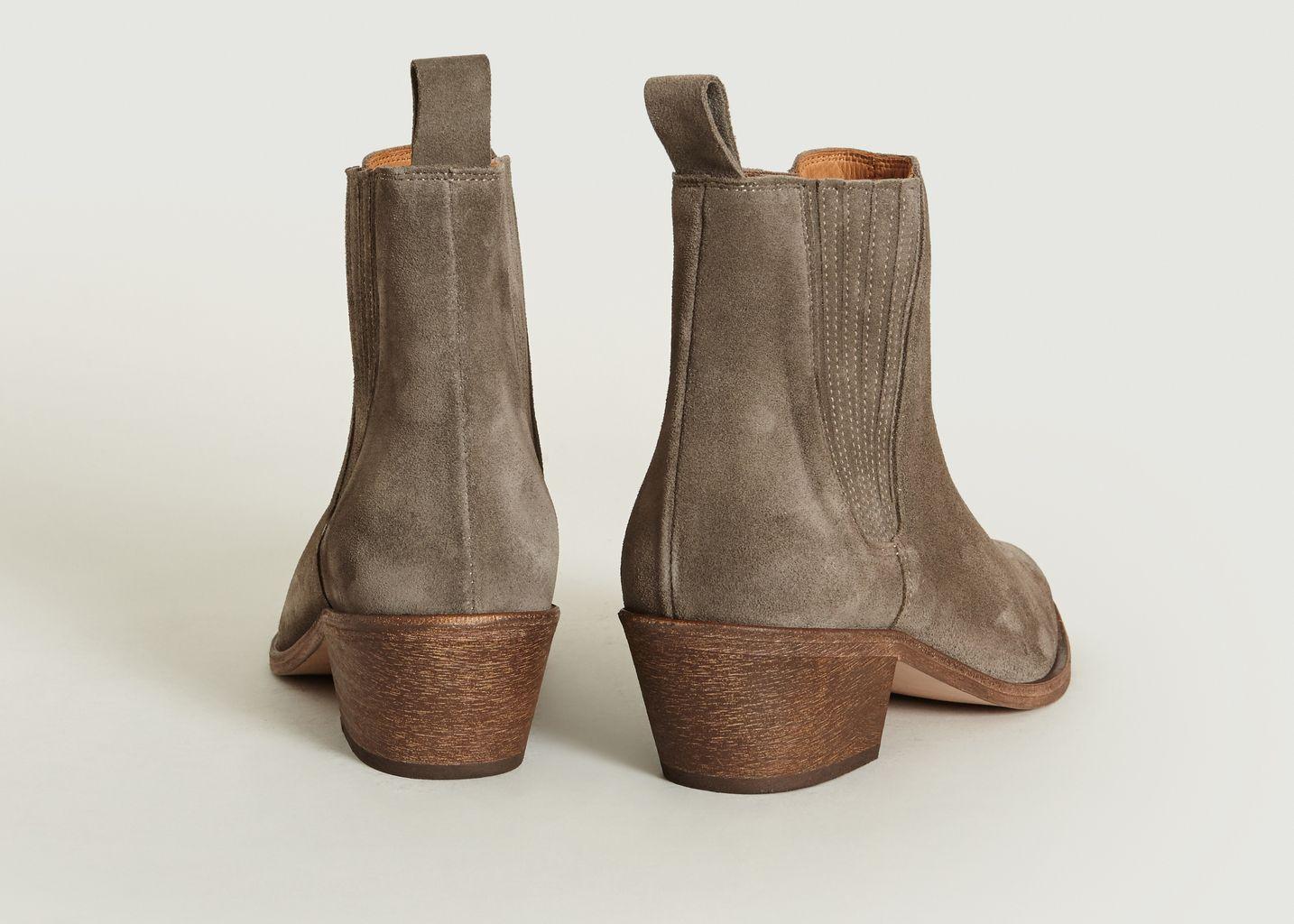 Boots Western Split  - Anthology Paris