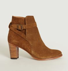 Bottines Capucine