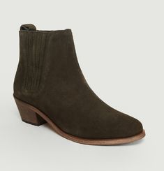 Bottines Split