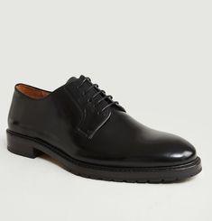 Etoile Polido Leather Derbies 7341