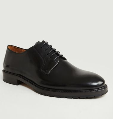 Etoile Polido Leather Derbies 7341