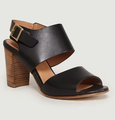 Alister Leather Sandals