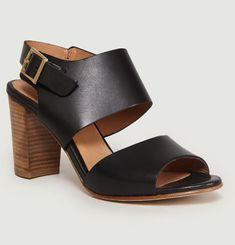 Sandales En Cuir Alister