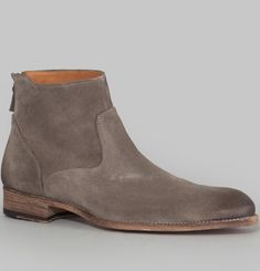 Bottines Daim 6834