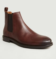 Chelsea Boots Cuir 7275