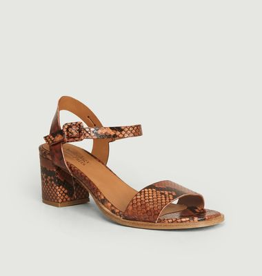 Sandales Diane Python
